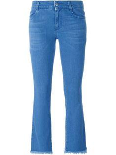слегка расклешенные джинсы  Stella McCartney