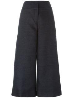 укороченные широкие брюки  Capucci