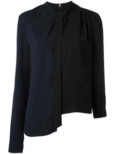 блузка с асимметричным подолом Maison Margiela