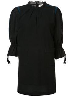 платье-шифт с передними карманами Sea