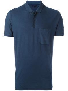 футболка-поло с нагрудным карманом Lanvin