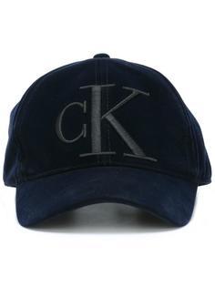 бейсбольная кепка с вышивкой Calvin Klein Jeans