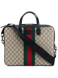 сумка для ноутбука 'Web GG' Gucci