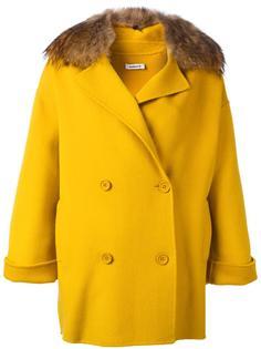 пальто на пуговицах P.A.R.O.S.H.
