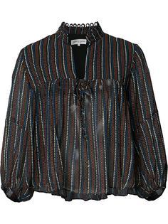 полосатая блузка Apiece Apart