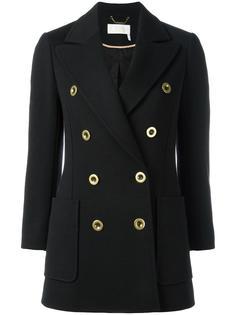пиджак в стиле милитари Chloé