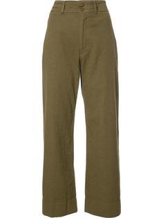 широкие брюки Apiece Apart