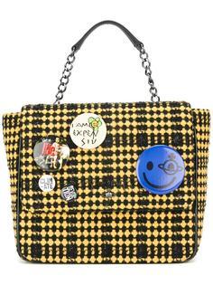 твидовый рюкзак Vivienne Westwood Anglomania