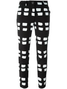 укороченные брюки кроя слим Vivienne Westwood Anglomania