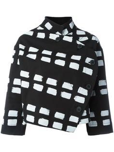 байкерская куртка с рукавами три четверти Vivienne Westwood Anglomania