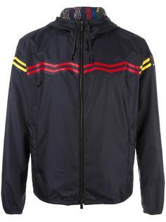 куртка-ветровка с капюшоном Fendi