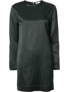 платье шифт с шлицами на рукавах Nomia
