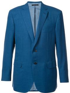 пиджак с клапанами на карманах Brioni