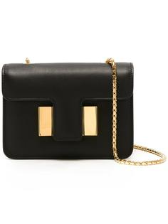 сумка на плечо с золотистой фурнитурой Tom Ford