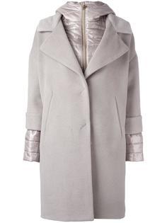 дутое пальто  Herno