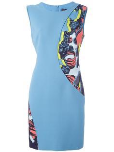 платье 'Jagged Baroque' Versace
