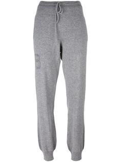 кашемировые спортивные брюки 'Troisieme Dimension' Barrie