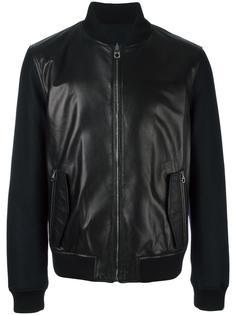 двухсторонняя куртка-бомбер Salvatore Ferragamo