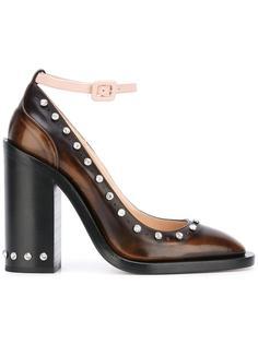 туфли-лодочки с заклепками Nº21