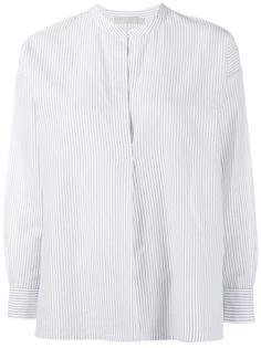 полосатая блузка с разрезом спереди Vince