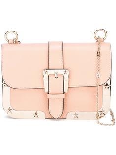сумка на плечо с цепочной лямкой Red Valentino
