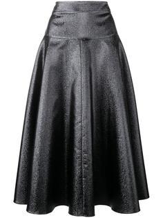 расклешенная юбка миди Osman