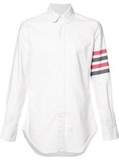 рубашка с рукавами в полоску Thom Browne
