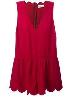 комбинезон с волнистой окантовкой Red Valentino