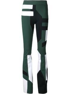 спортивные брюки с панельным дизайном  Anne Sofie Madsen
