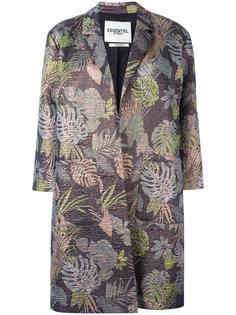 jacquard coat  Essentiel Antwerp