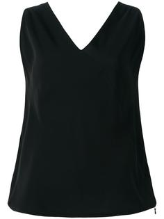 sleeveless V-neck top Mm6 Maison Margiela
