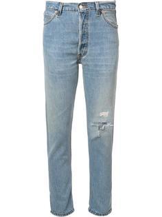 укороченные джинсы 'Non-Destruction' Re/Done