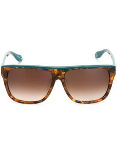 солнцезащитные очки с квадратной оправой Vivienne Westwood Anglomania