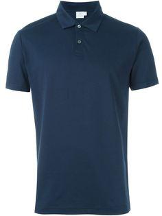 классическая футболка-поло   Sunspel