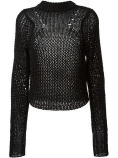свитер в рубчик Isabel Marant