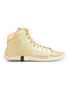 hi-top panelled sneakers Osklen