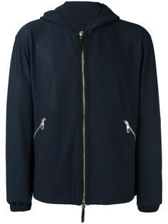 куртка с карманами на молнии Giorgio Armani