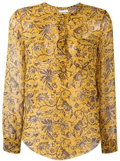 шифоновая блузка 'Boden' Isabel Marant Étoile
