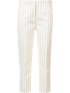 укороченные брюки прямого кроя Victoria Victoria Beckham