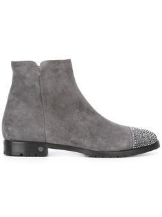 ботинки с декорированным носком Le Silla