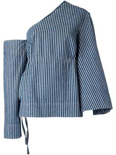 'Tai' stripped blouse Solace
