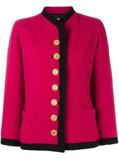 golden button jacket Yves Saint Laurent Vintage