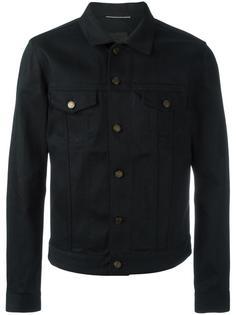 классическая джинсовая куртка Saint Laurent