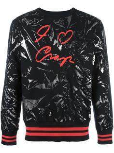 printed sweatshirt Vivienne Westwood Man