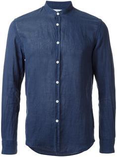 рубашка с воротником-стойкой Venroy