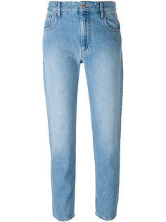 джинсы кроя слим   Isabel Marant Étoile