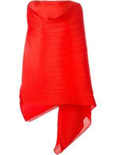 плиссированный шарф Pleats Please By Issey Miyake