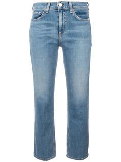 укороченные джинсы прямого кроя Rag & Bone /Jean