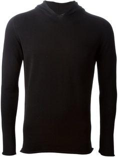 свитер с капюшоном Label Under Construction