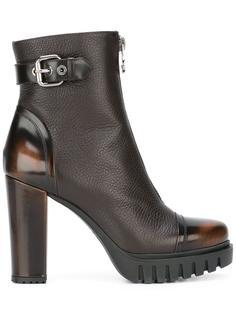 ботинки на молнии Loriblu
